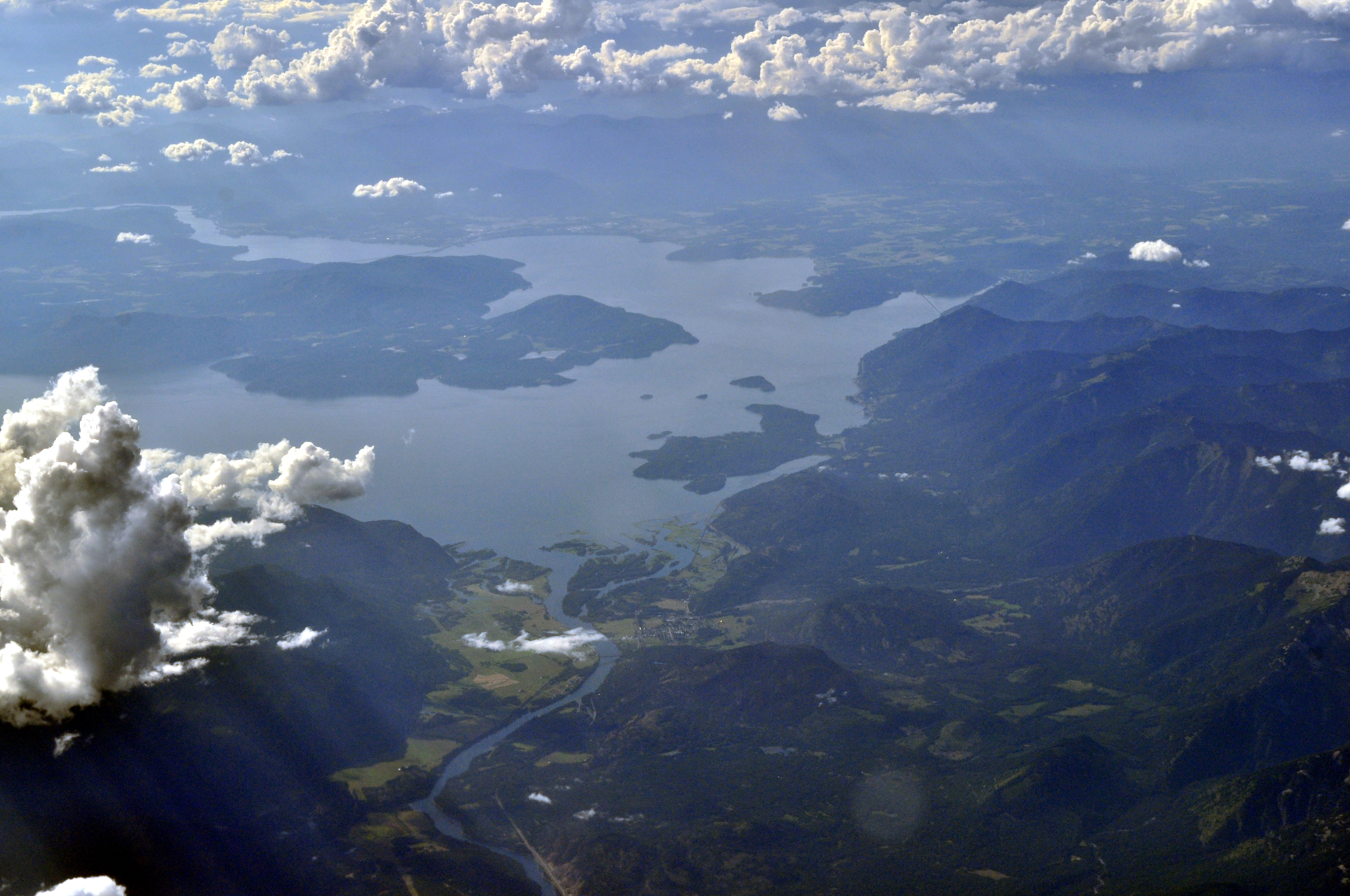 lake pend oreille�paddle to pearl island idaho conservation